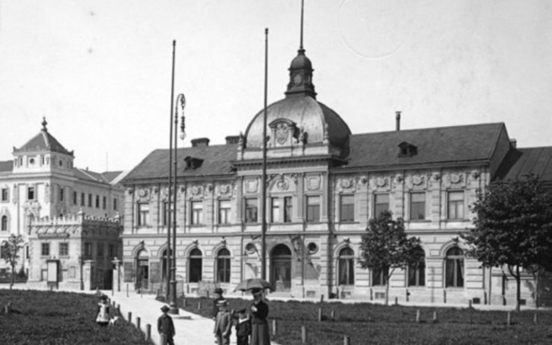 Die St. Pöltner Stadtsäle & das Cityhotel D&C-