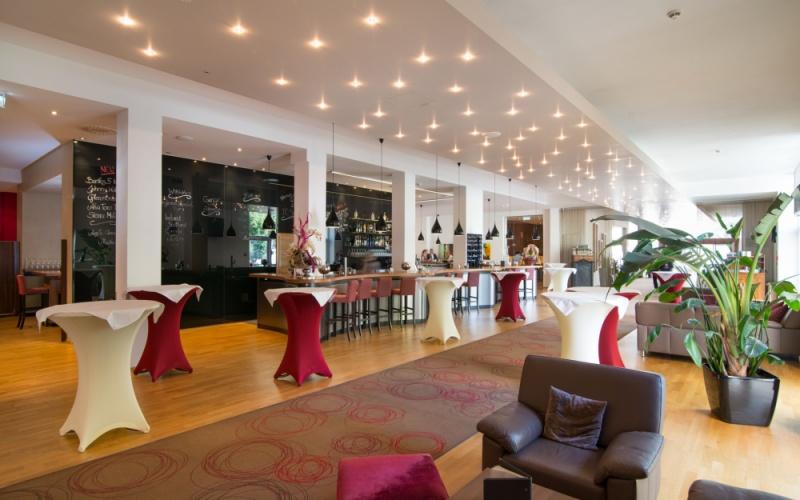 D&C Bar und Lobby Lounge-